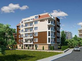 PRoperty in Bulgaria - Nessebar Apartment For Sale Viola 2