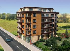PRoperty in Bulgaria - Pomorie Apartment For Sale Horizont 4