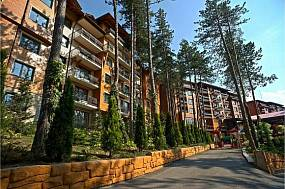 PRoperty in Bulgaria - Velingrad Apartment For Sale Maxi Velingrad