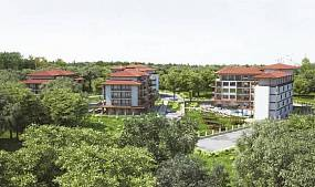 PRoperty in Bulgaria - Primorsko Apartment For Sale Green Paradise IV