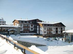 PRoperty in Bulgaria - Bansko Apartment For Sale Paradiso Verde