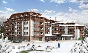 PRoperty in Bulgaria - Bansko Apartment For Sale Tamplier 2