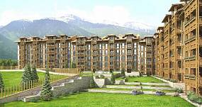 PRoperty in Bulgaria - Bansko Apartment For Sale The Crown