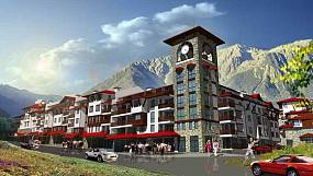 PRoperty in Bulgaria - Bansko Apartment For Sale Stragite