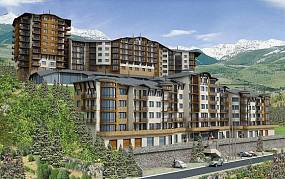 PRoperty in Bulgaria - Pamporovo Apartment For Sale Rodopi Diamond