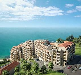PRoperty in Bulgaria - Golden Sands Apartment For Sale La Mer Residence