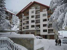 PRoperty in Bulgaria - Pamporovo Apartment For Sale Lucky