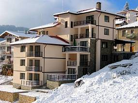 PRoperty in Bulgaria - Pamporovo Apartment For Sale Progled