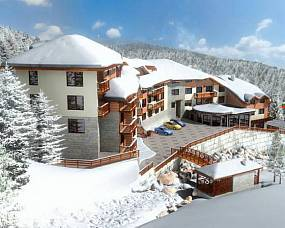 PRoperty in Bulgaria - Pamporovo Apartment For Sale Тhe Stream Resort