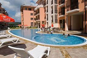 PRoperty in Bulgaria - Primorsko Apartment For Sale Gardenia