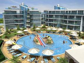 PRoperty in Bulgaria - Kavarna Apartment For Sale Water World