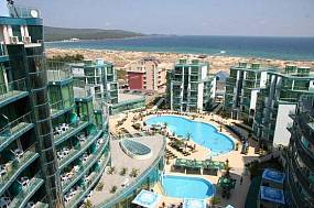 PRoperty in Bulgaria - Primorsko Apartment For Sale Sun Sands City
