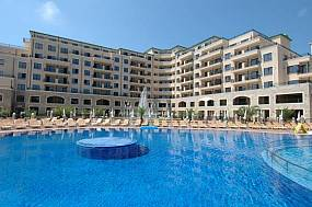 PRoperty in Bulgaria - Golden Sands Apartment For Sale Zlatna Kotva