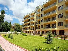 PRoperty in Bulgaria - St.Constantine and Elena Apartment For Sale Botanica VIP Varna
