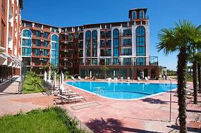 PRoperty in Bulgaria - Nessebar Apartment For Sale Chateau del Marina