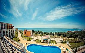 PRoperty in Bulgaria - Elenite Apartment For Sale Sea Fort Club