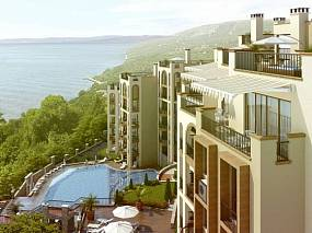 PRoperty in Bulgaria - Balchik Apartment For Sale Queens View
