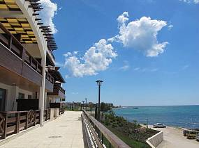 PRoperty in Bulgaria - Balchik Apartment For Sale White Lagoon