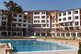 PRoperty in Bulgaria - Balchik Apartment For Sale Harmony Hills