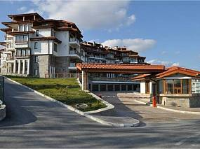 PRoperty in Bulgaria - Balchik Apartment For Sale Garden Palace