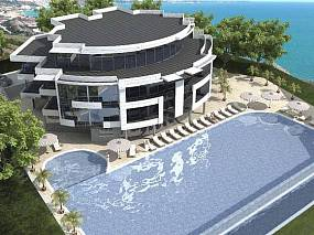 PRoperty in Bulgaria - Kavarna Apartment For Sale Topola Heights Golf & SPA