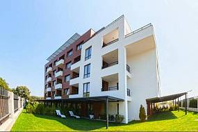 PRoperty in Bulgaria - Sarafovo Apartment For Sale Atlantis Residence