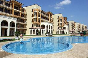 PRoperty in Bulgaria - Balchik Apartment For Sale Lighthouse Golf Resort