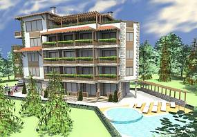 PRoperty in Bulgaria - Primorsko Apartment For Sale Green Paradise