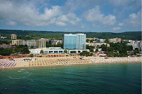 PRoperty in Bulgaria - Golden Sands Apartment For Sale International Tower Suites