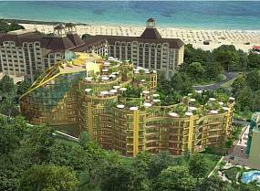 PRoperty in Bulgaria - Golden Sands Apartment For Sale Golden Palm