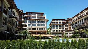 PRoperty in Bulgaria - Saint Vlas Apartment For Sale Complex Olimp