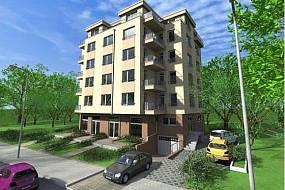 PRoperty in Bulgaria - Burgas Apartment For Sale Sea Sunset