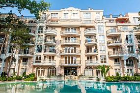 PRoperty in Bulgaria - Sunny Beach Apartment For Sale Dawn Park Royal - Venera Palace